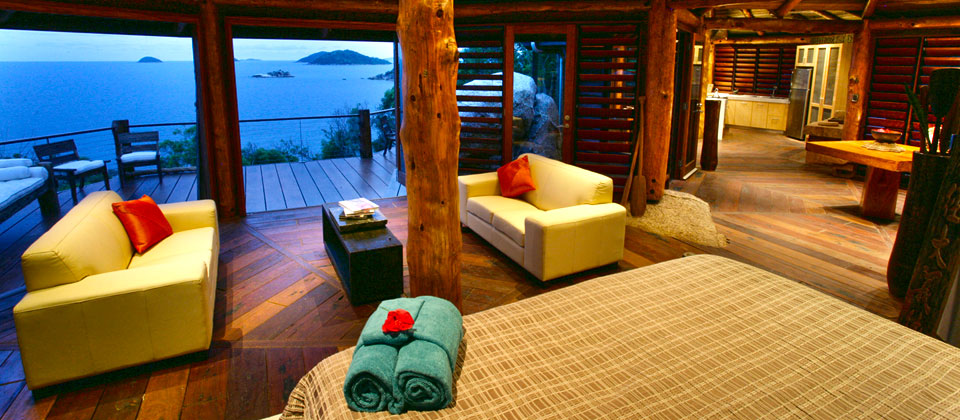 Bedarra Hideaway on  Great Barrier Island